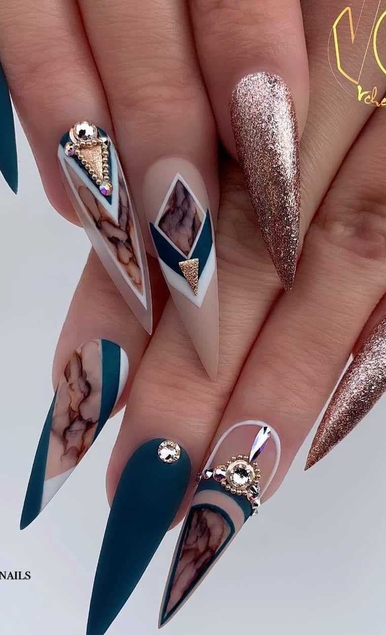 101 Want to see new nail art? These nail designs are really great. - Page 19 of 101 - Womens ideas