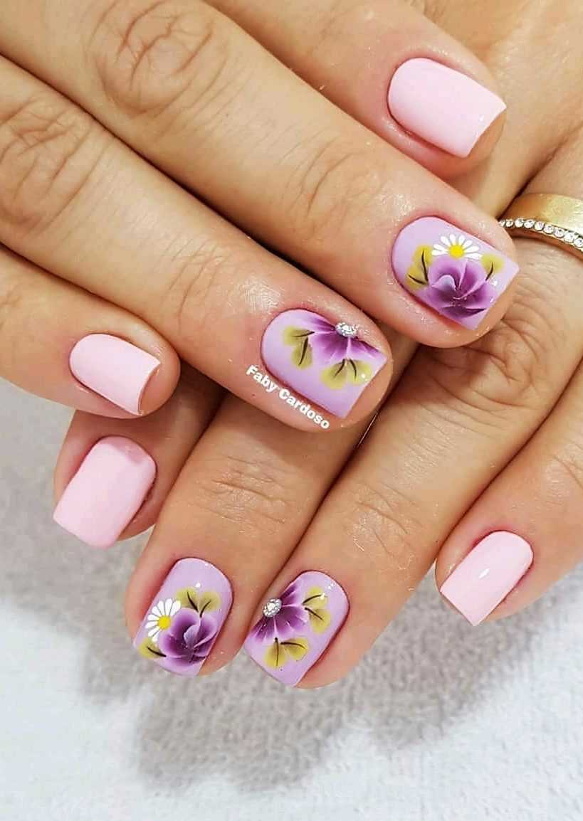 101 Want to see new nail art? These nail designs are really great ...