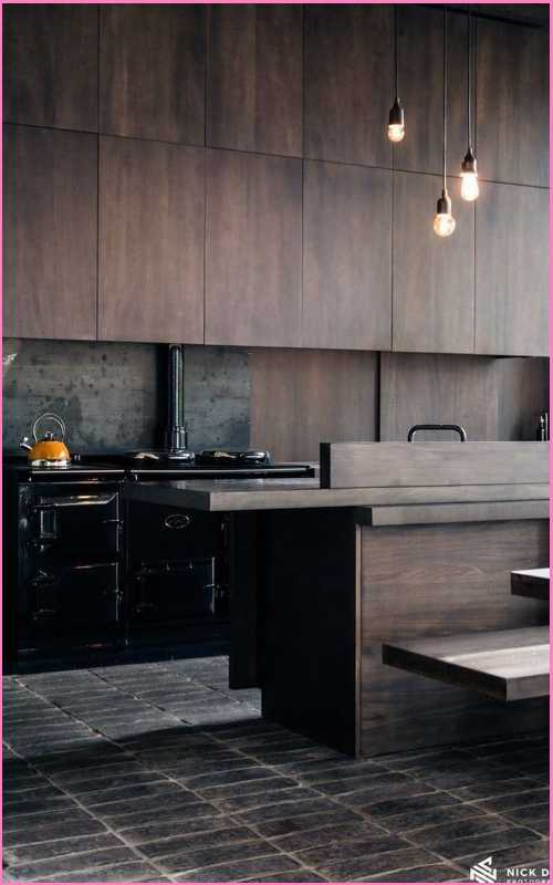 34 Modern And Classic Wooden Kitchen Design Ideas Womens Ideas