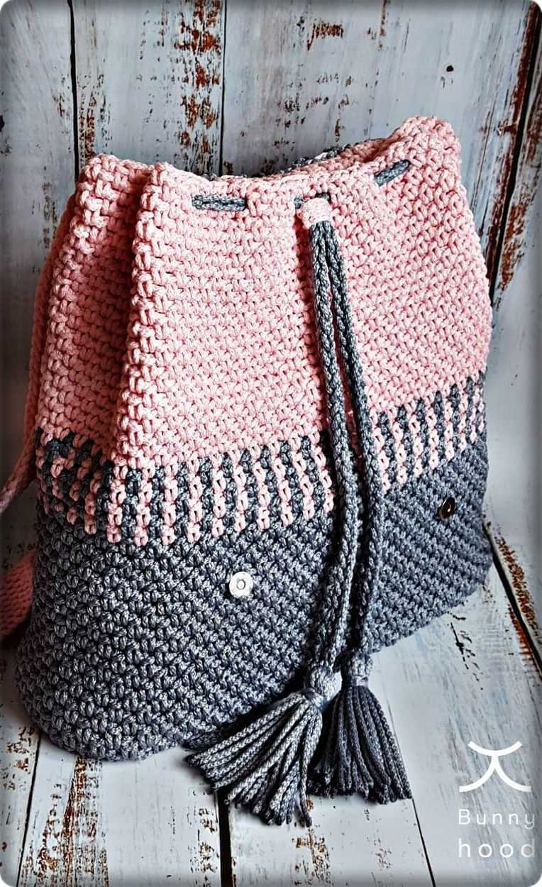 2019 March Crochet Bag Pattern Ideas Backpack And