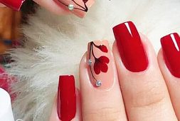 45-polished-and-matte-acrylic-nail-designs
