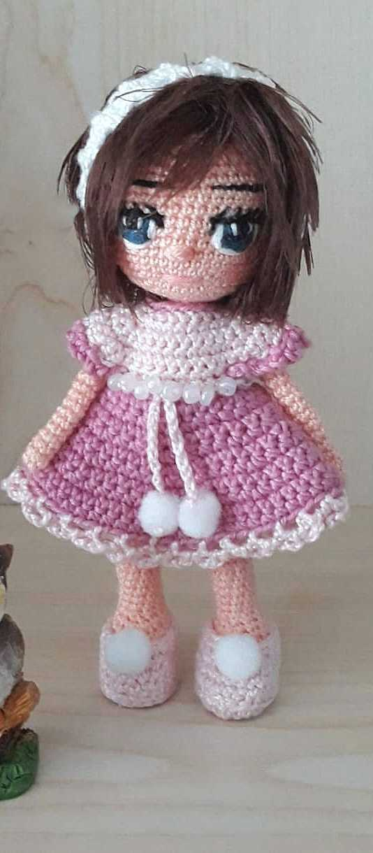 63+ Cute and Lovely Amigurumi doll Hand Crafts Pattern Ideas ... | 1220x534