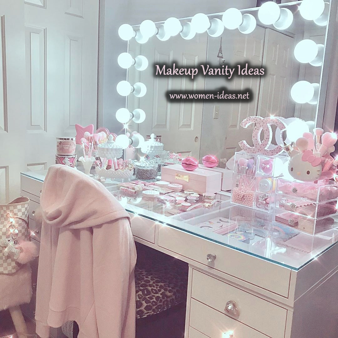 Makeup Vanity Design And Decor Advice Womens Ideas