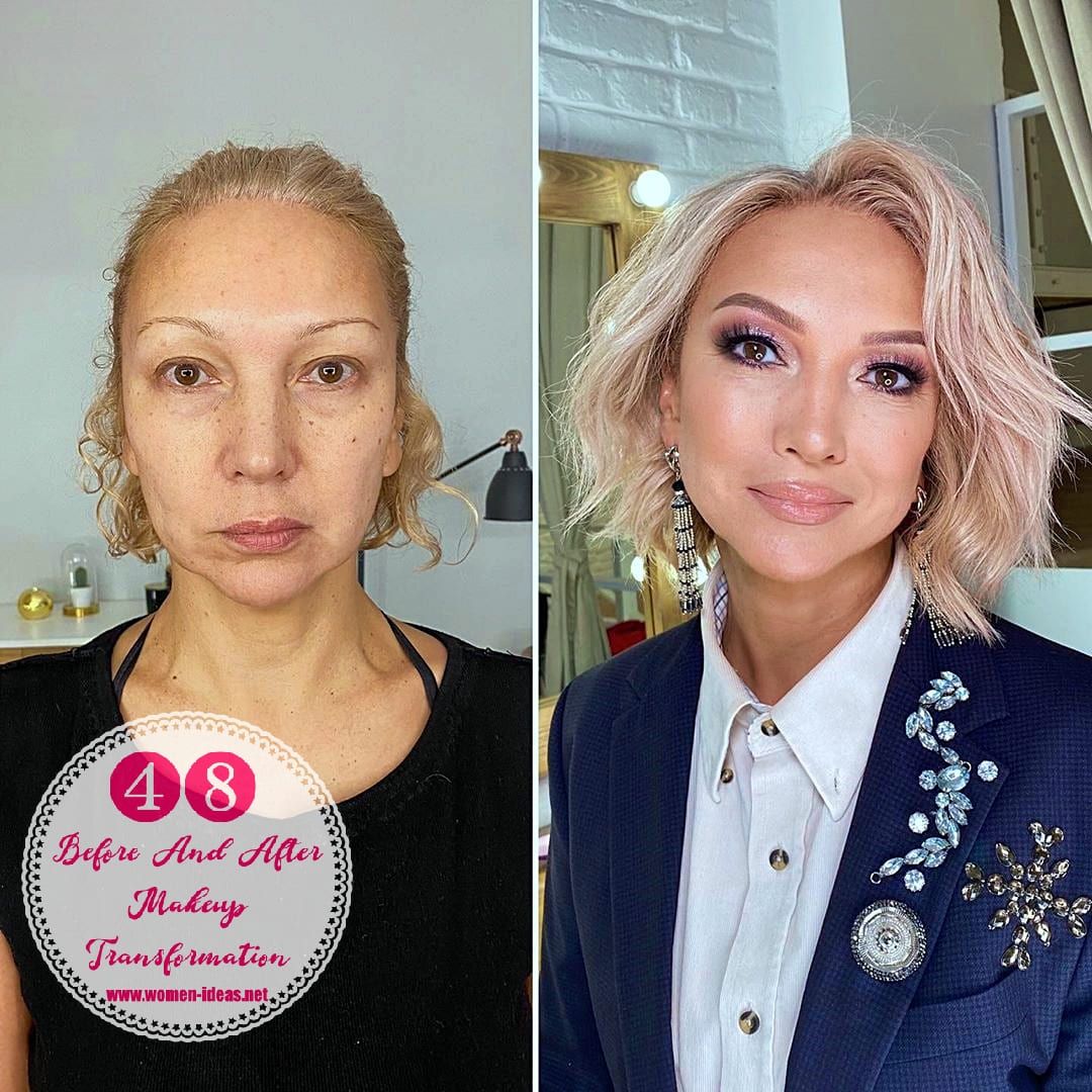 before and after makeup transformation, before and after makeup unbelievable